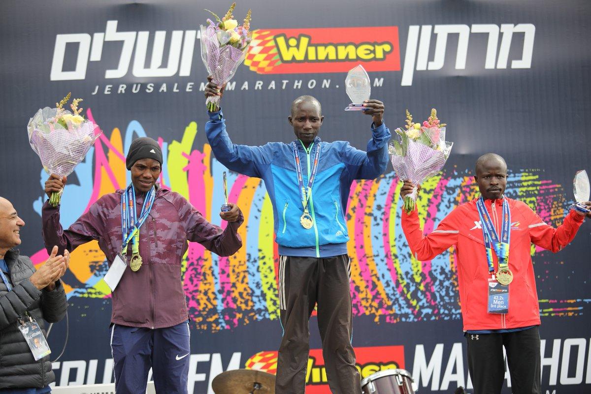 Ronald Kimeli Kurgat, con un tiempo de 2h18:47 minutos, se alzó campeón de una competición en la que participaron unos 6.500 corredores internacionales de 80 países