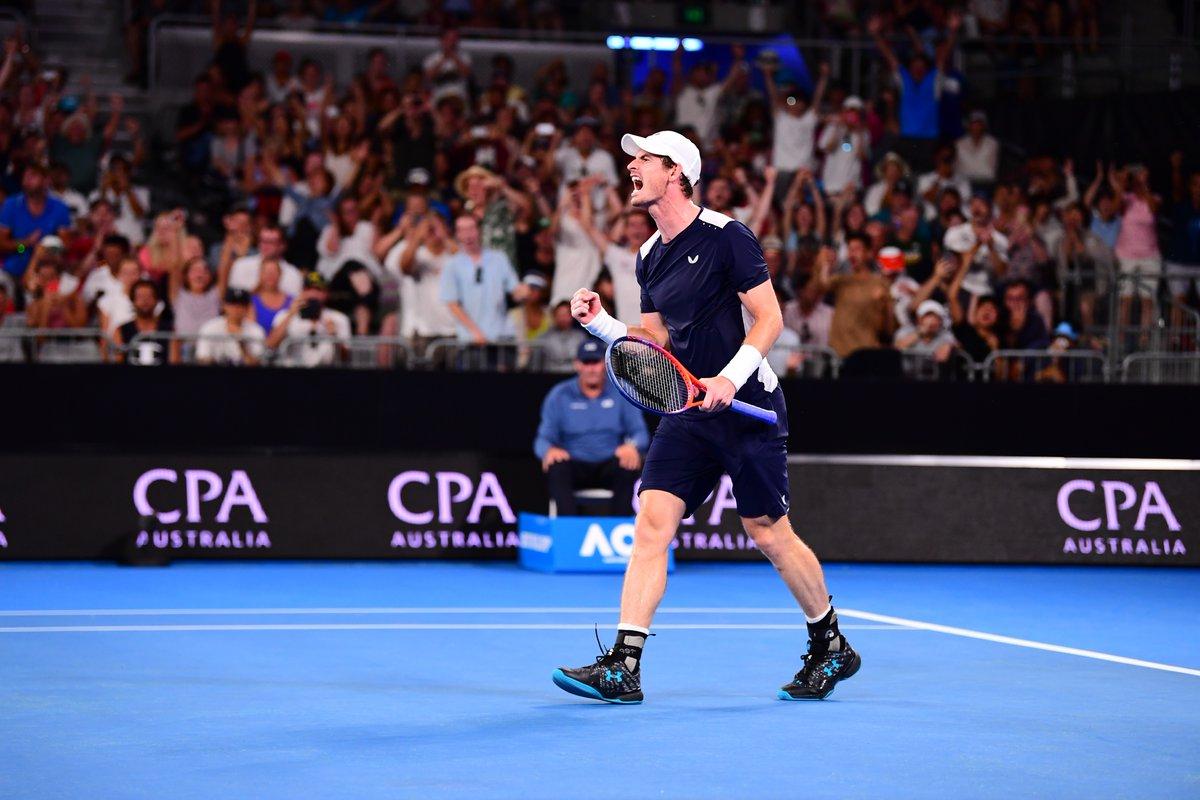 El británico cayó en la primera ronda del Australia Open y analiza ser operado de su cadera