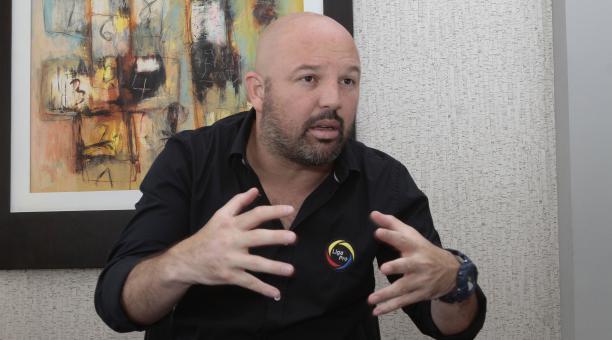 El directivo defendió el trabajo de LigaPro y valoró el aporte de GOLTV