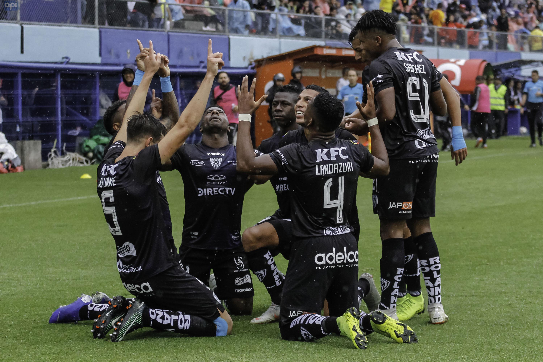Independiente se tomó Echaleche y venció 0x2 a Mushuc Runa