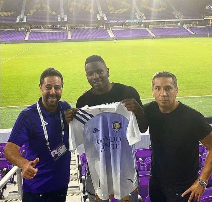 El zaguero ecuatoriano Franklin Carabalí será el nuevo jugador de Orlando City B de la USL