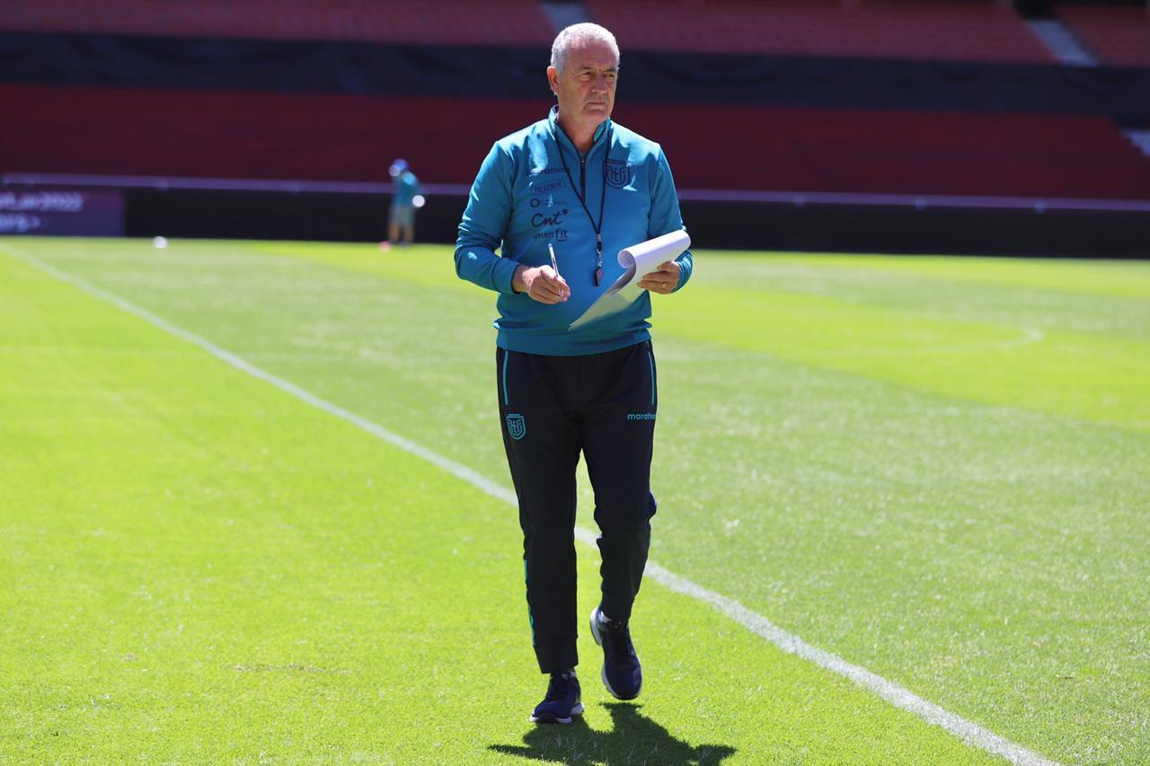 Gustavo Alfaro analizó su arribo a la Tri, los partidos ante Argentina y Uruguay, y lo que se vendrá en la próxima doble fecha FIFA