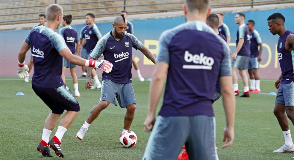 Como es habitual en la primera sesión de trabajo, los jugadores completarán varias pruebas físicas y médicas