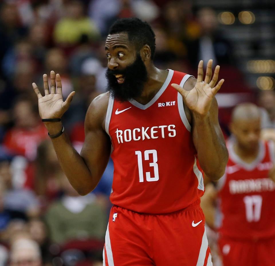 El escolta, que aportó 43 puntos, lideró a los Rockets en la victoria que consiguieron por 126-124 ante los Pistons de Detroit