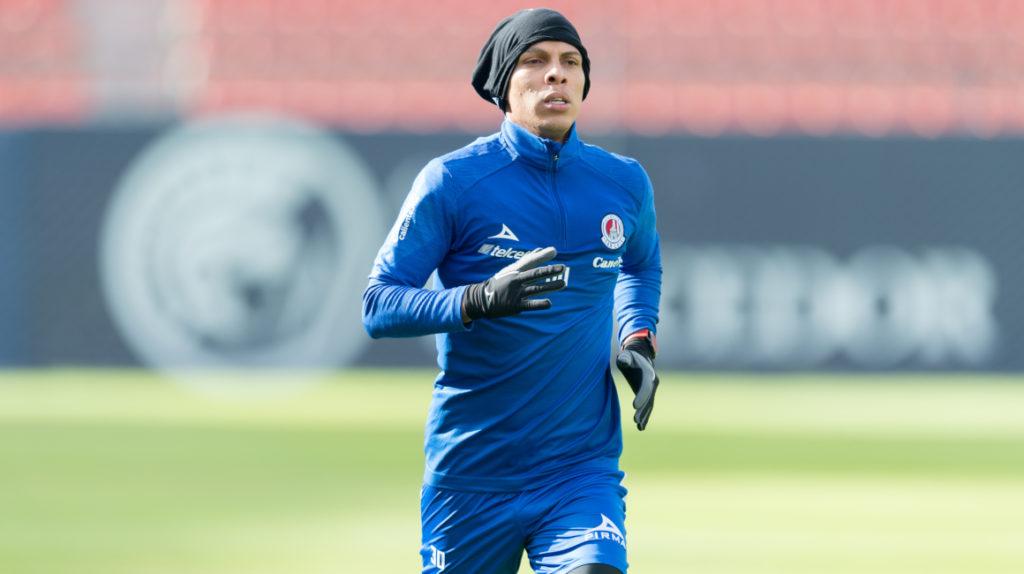 Luis Fernando León se refirió a su situación en México, sosteniendo que su club, Atlético San Luis, sí está realizando la cuarentena