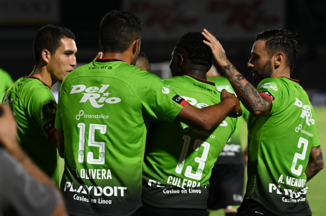 El ecuatoriano marcó para que su equipo supere a Necaxa