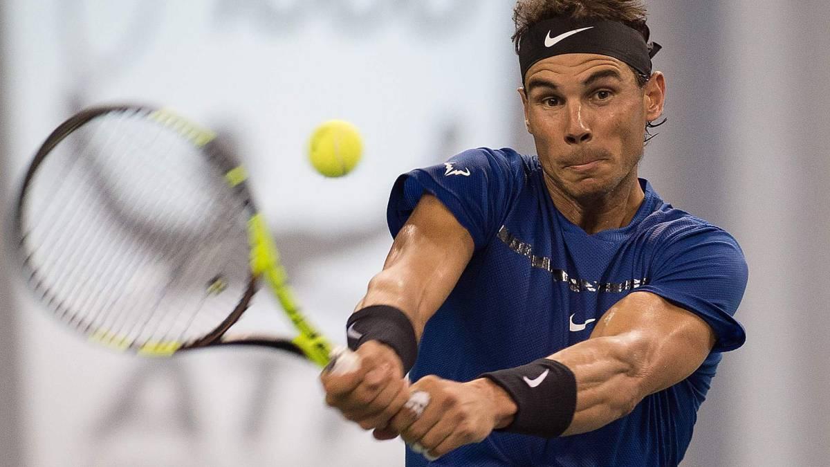 El español, número uno del mundo desde el pasado lunes, debutará el día 11 ante el alemán Alexander Zverev, vigente campeón de las Finales ATP