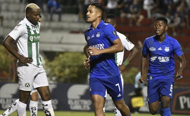 """""""Si está en Emelec es porque tiene el nivel"""", dijo el español sobre el delantero venezolano"""