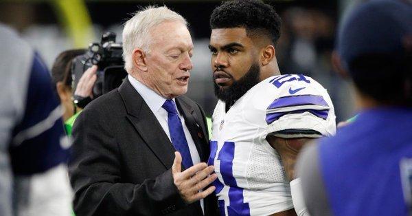 El propietario y gerente general de los Cowboys de Dallas devolvería más de dos millones de dólares por concepto de honorarios legales