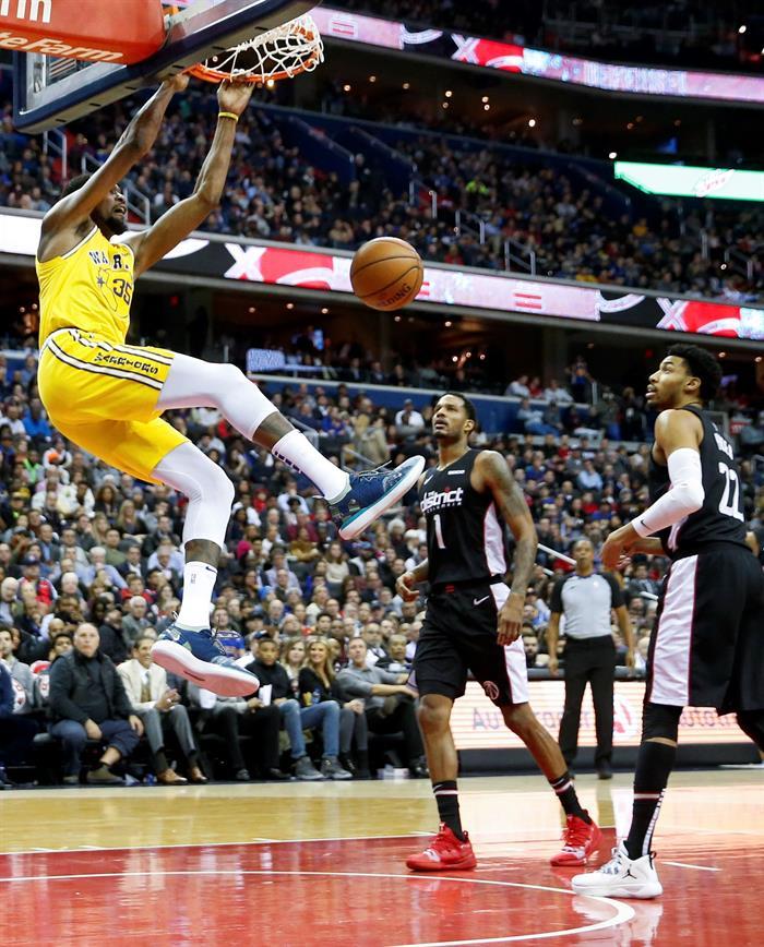 Resumen de la jornada de sábado en la NBA