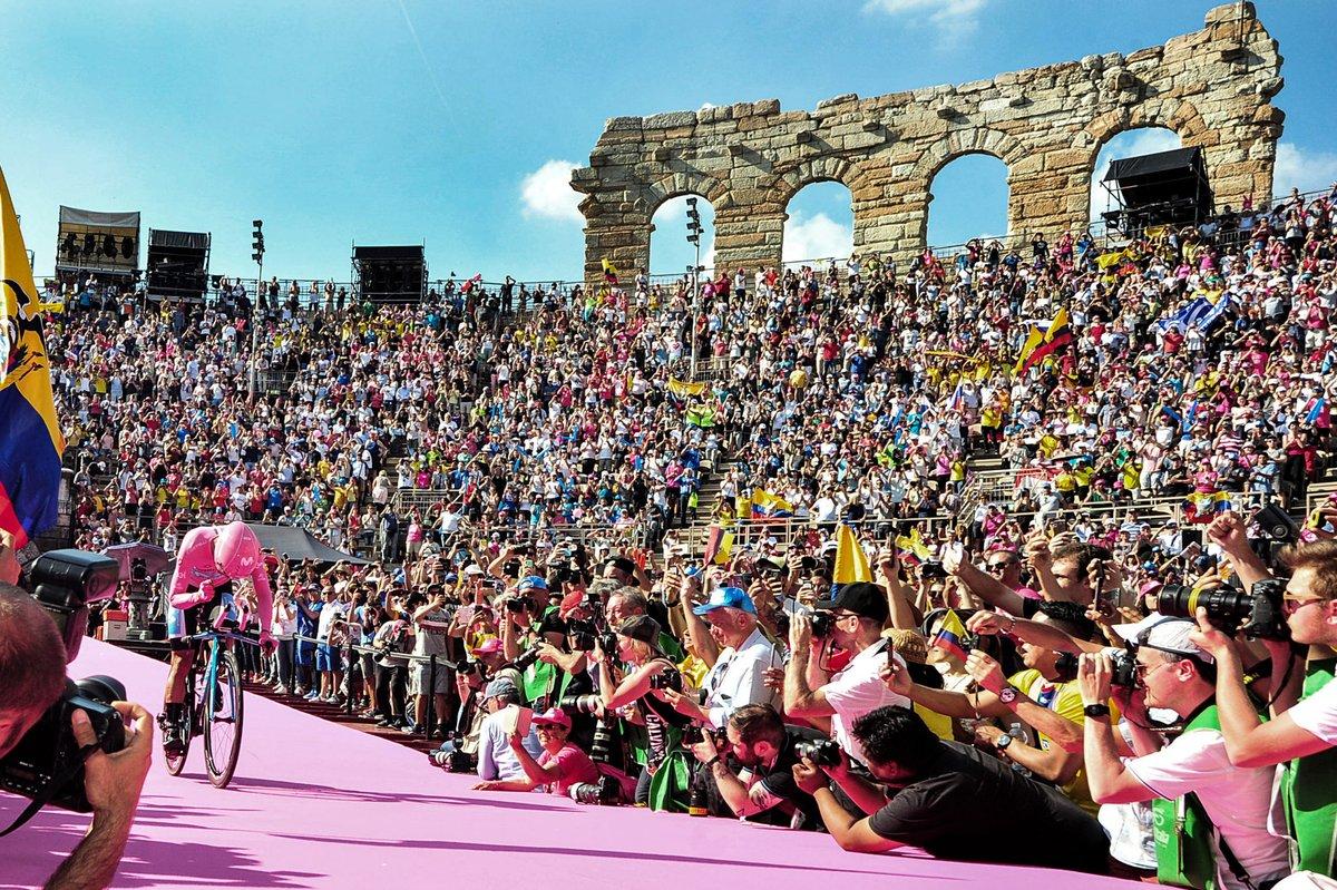 Todos pelearán para destronar a un Carapaz que hizo historia en la última edición al coronarse en la Arena de Verona