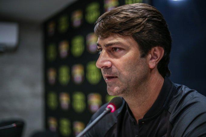 Marcos Conenna espera que se autoricen los amistosos y que el fútbol regrese en la fecha propuesta por LigaPro