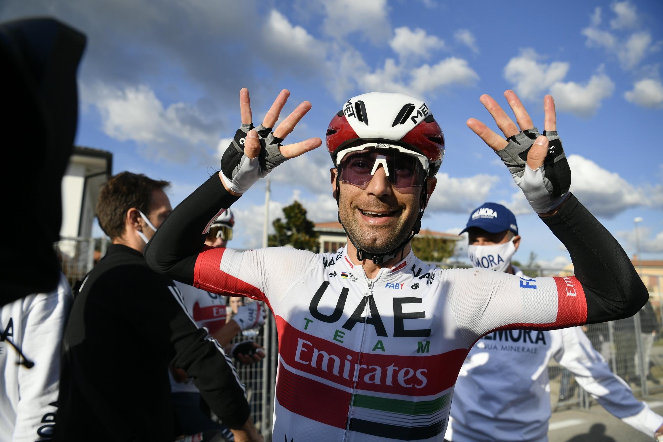 Se disputó la décimo tercera etapa del Giro de Italia