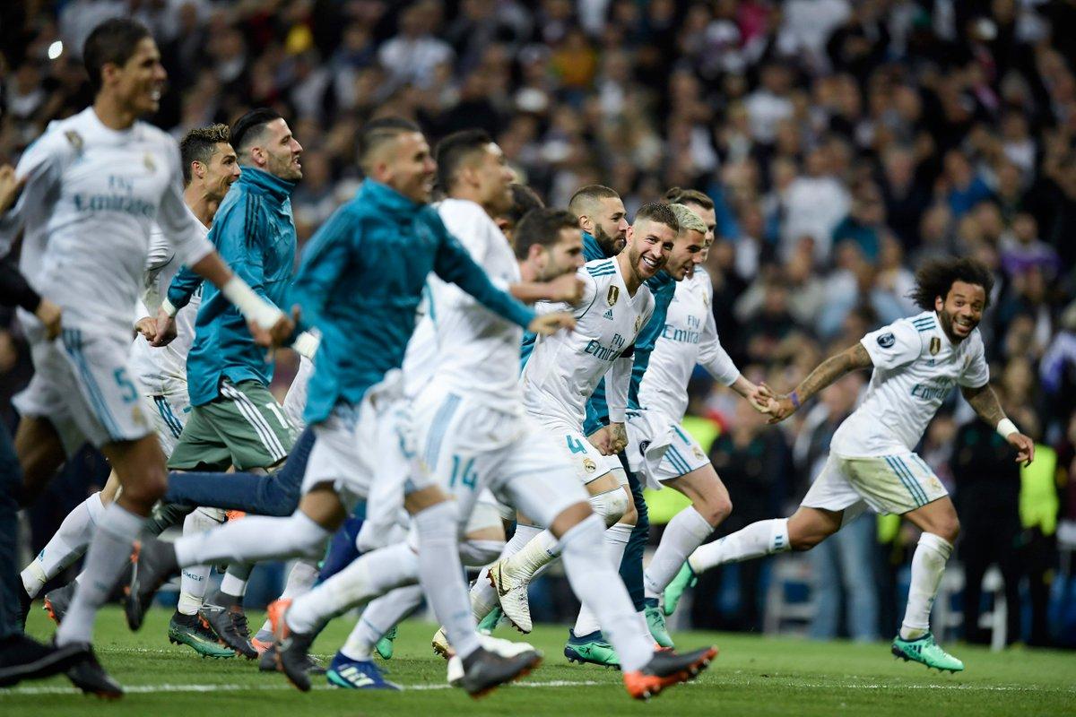 Real Madrid como campeón percibió 88,6 millones y el Liverpool como subcampeón 81,2