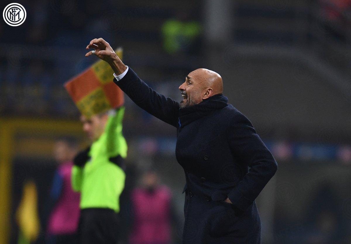 """""""Condeno con fuerza lo ocurrido el miércoles. Llegó el momento de decir 'basta' con el racismo"""", dijo el técnico del Inter"""