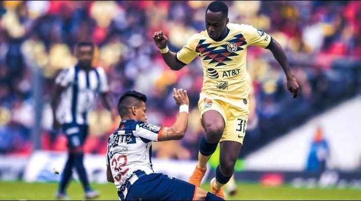 El ecuatoriano jugó todo el partido en buen nivel de su equipo