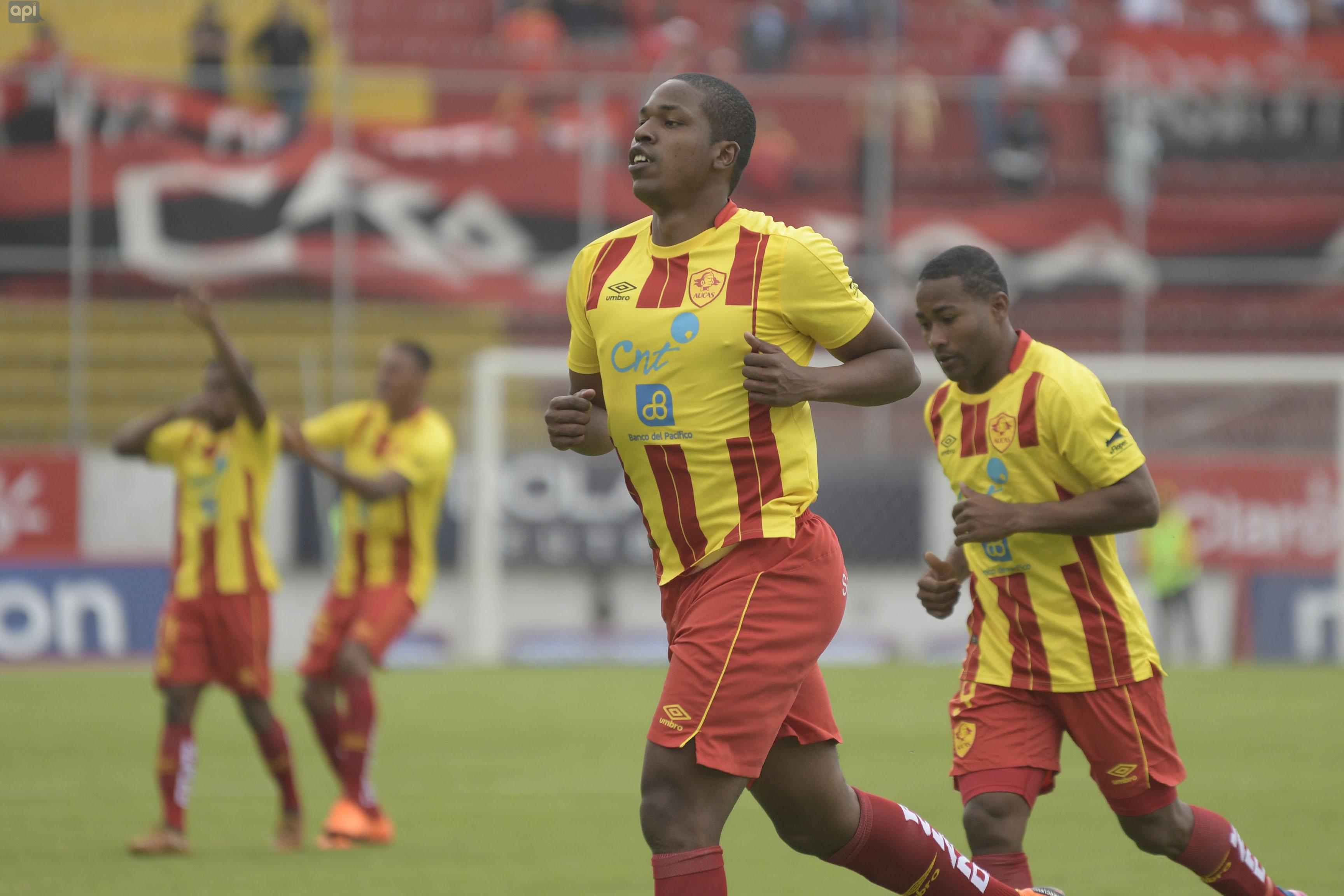 El goleador de Aucas dijo que en el transcurso de la semana se definirá su futuro