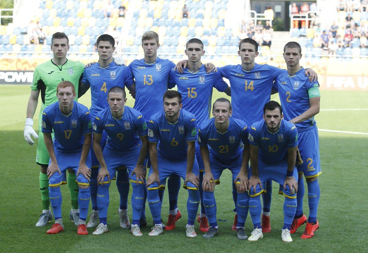 Serhii Buletsa marcó el único tanto ucraniano frente a los italianos