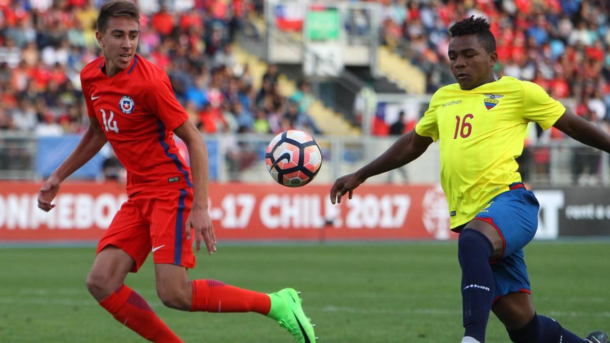 """La """"Tricolor"""" lo perdió sobre el final ante Chile en el inicio del hexagonal final"""