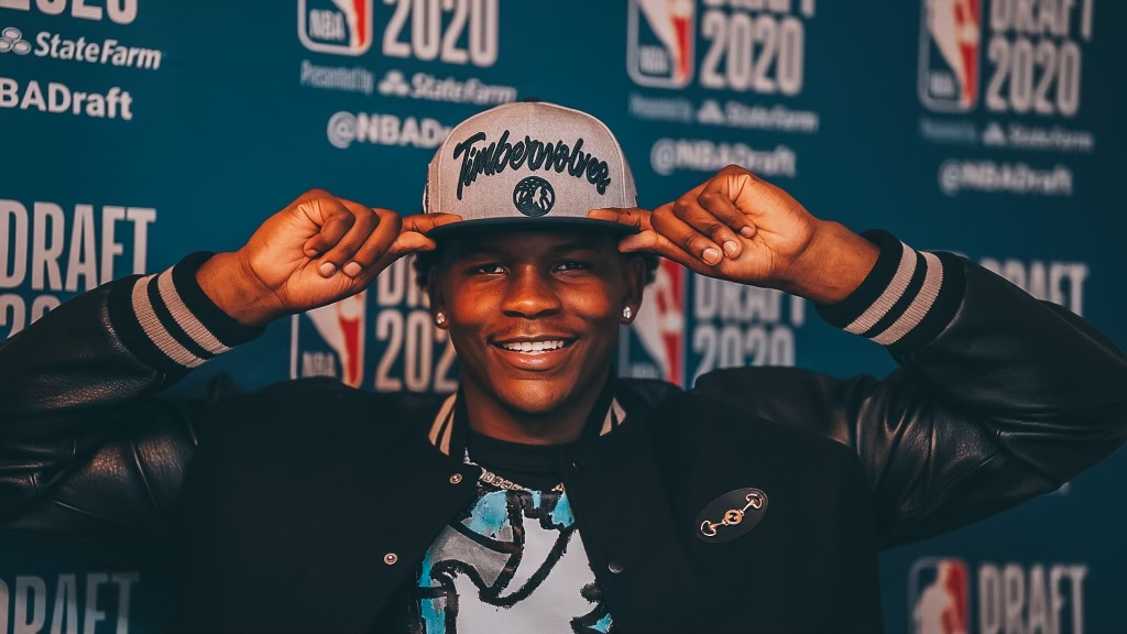 Se vivió una intensa jornada con el draft universitario virtual de la NBA