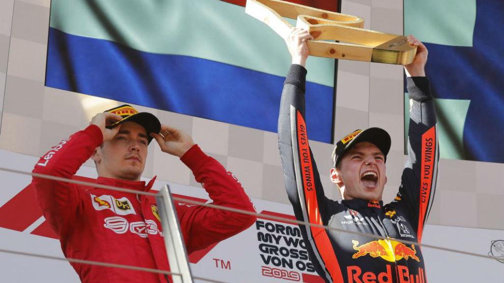 El piloto holandés fue investigado por un incidente en el GP de Austria