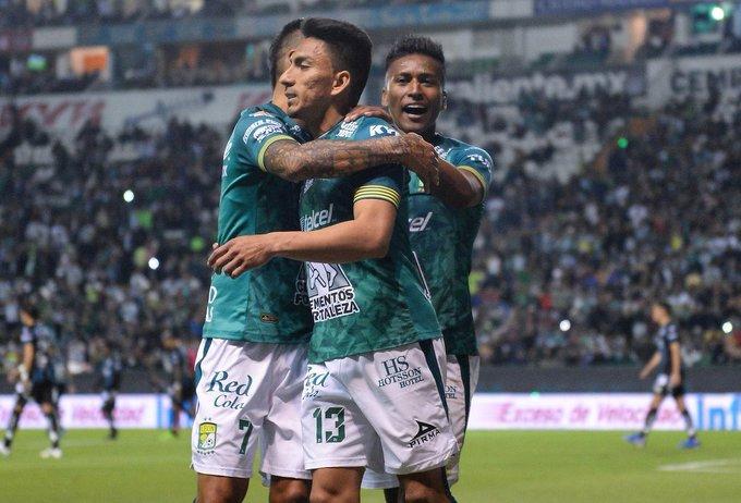 El ecuatoriano fue elegido como el elemento más gravitante en el arranque del Torneo Clausura, al marcar un doblete contra Querétaro