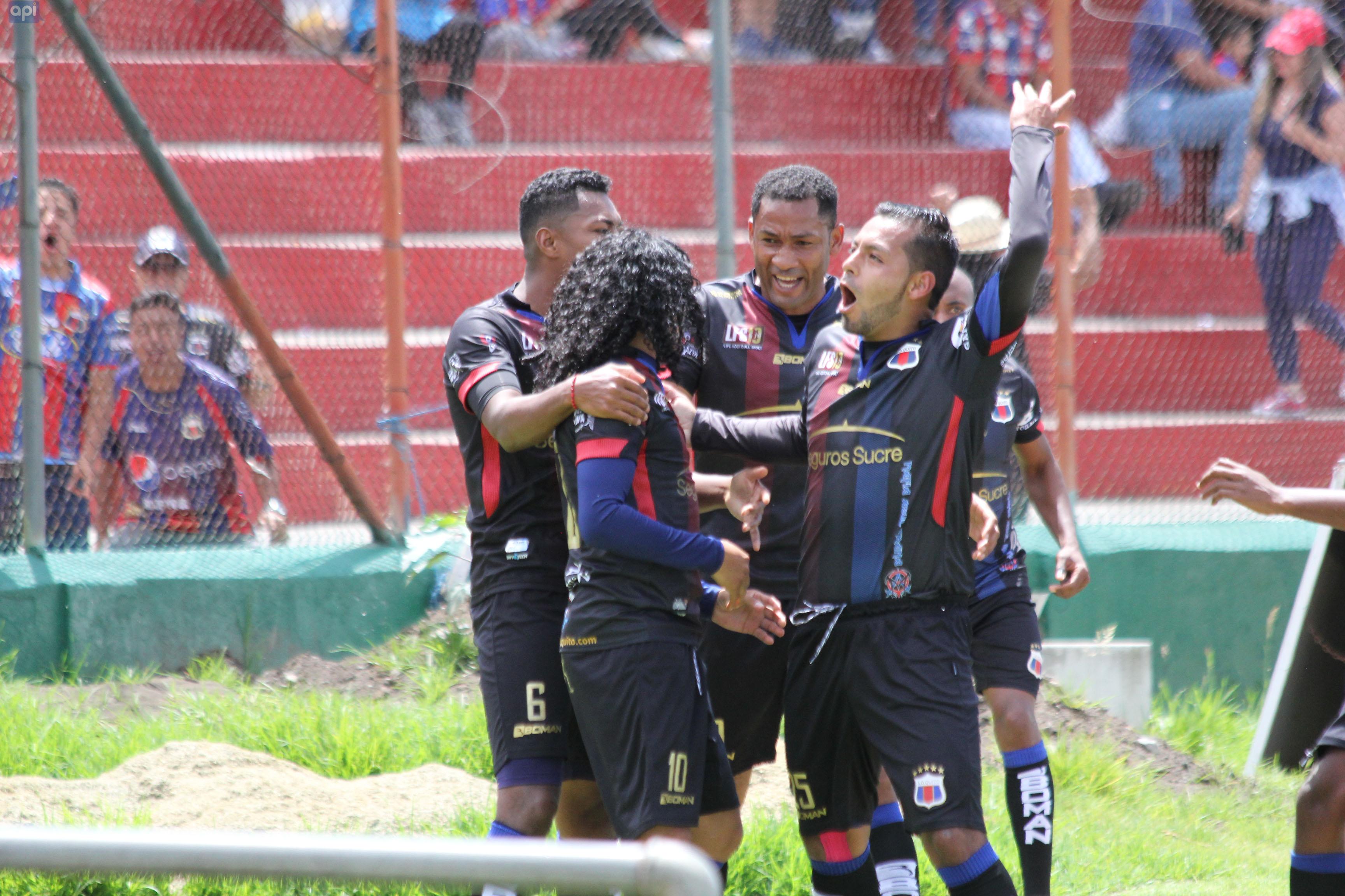 El Club Gloria, Anaconda, Toreros, Insutec, Alianza de Chimborazo y Deportivo Quito son los clasificados a los dieciseisavos de final del certamen