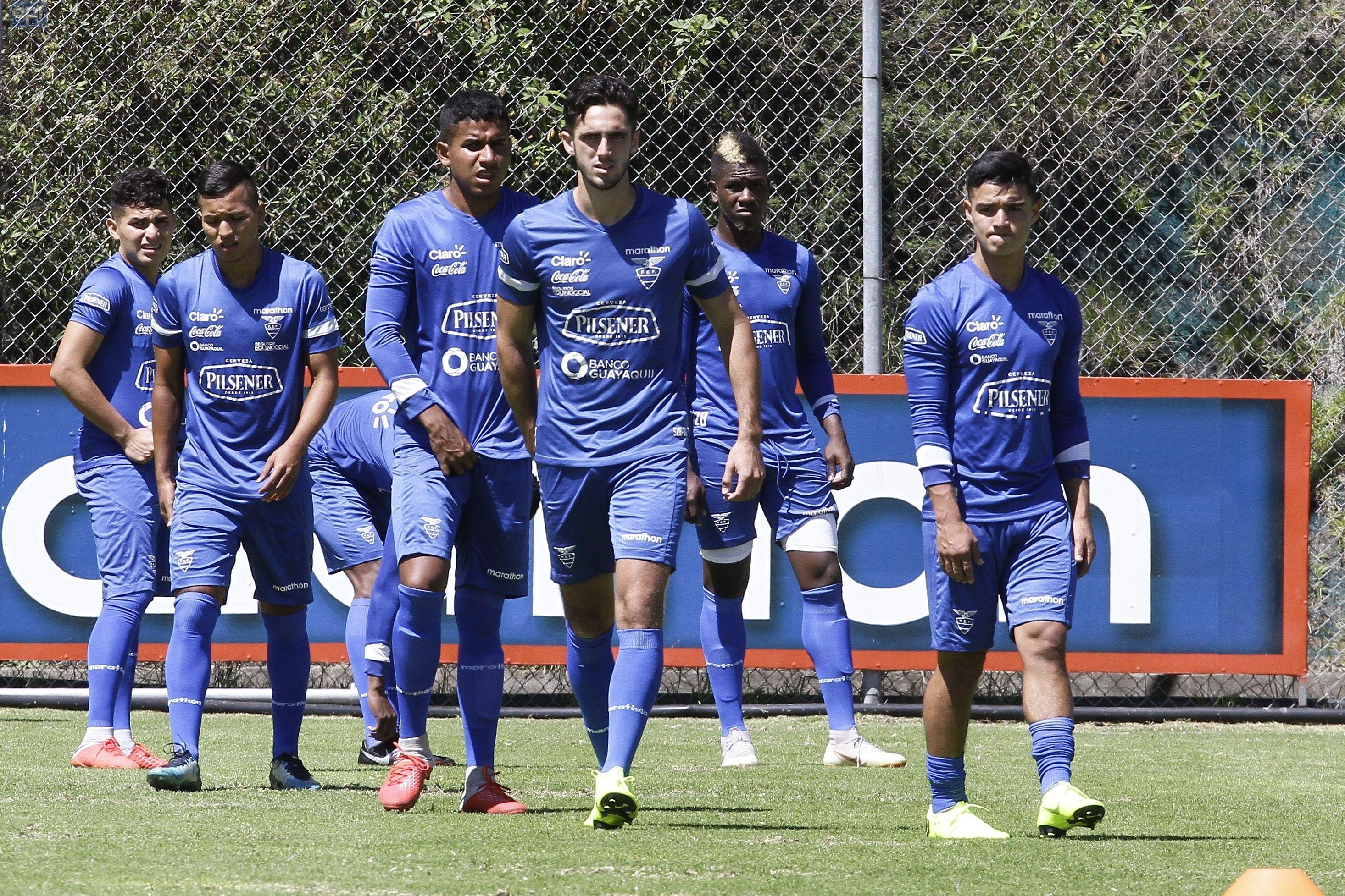 Jorge Célico dio a conocer a sus 23 seleccionados que viajarán el próximo lunes a Chile para participar en el Campeonato Sudamericano Sub 20