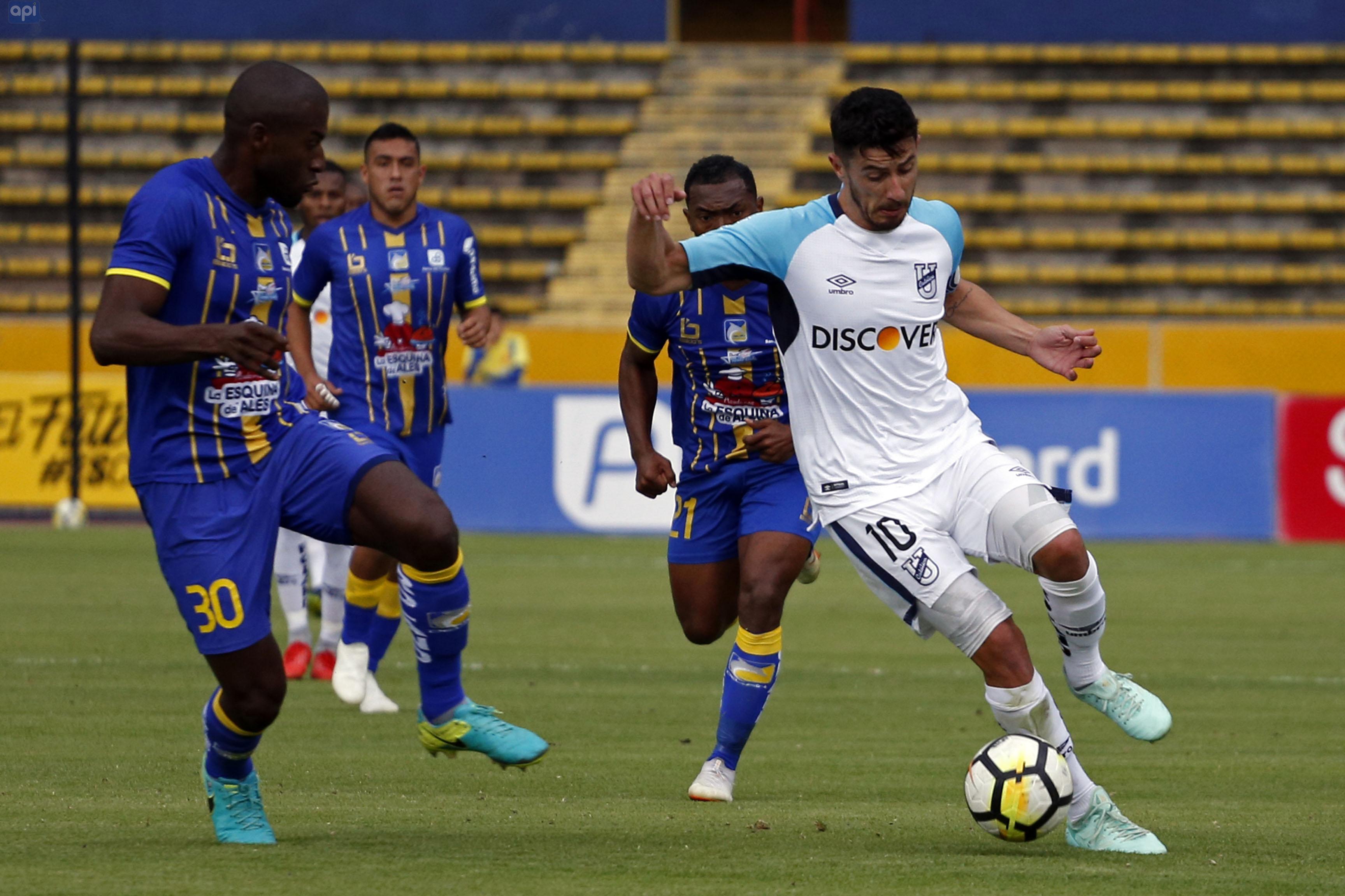 Facundo Martínez mencionó que a la 'Cato' le afectó caer ante Emelec y ahora se centra en su próximo objetivo