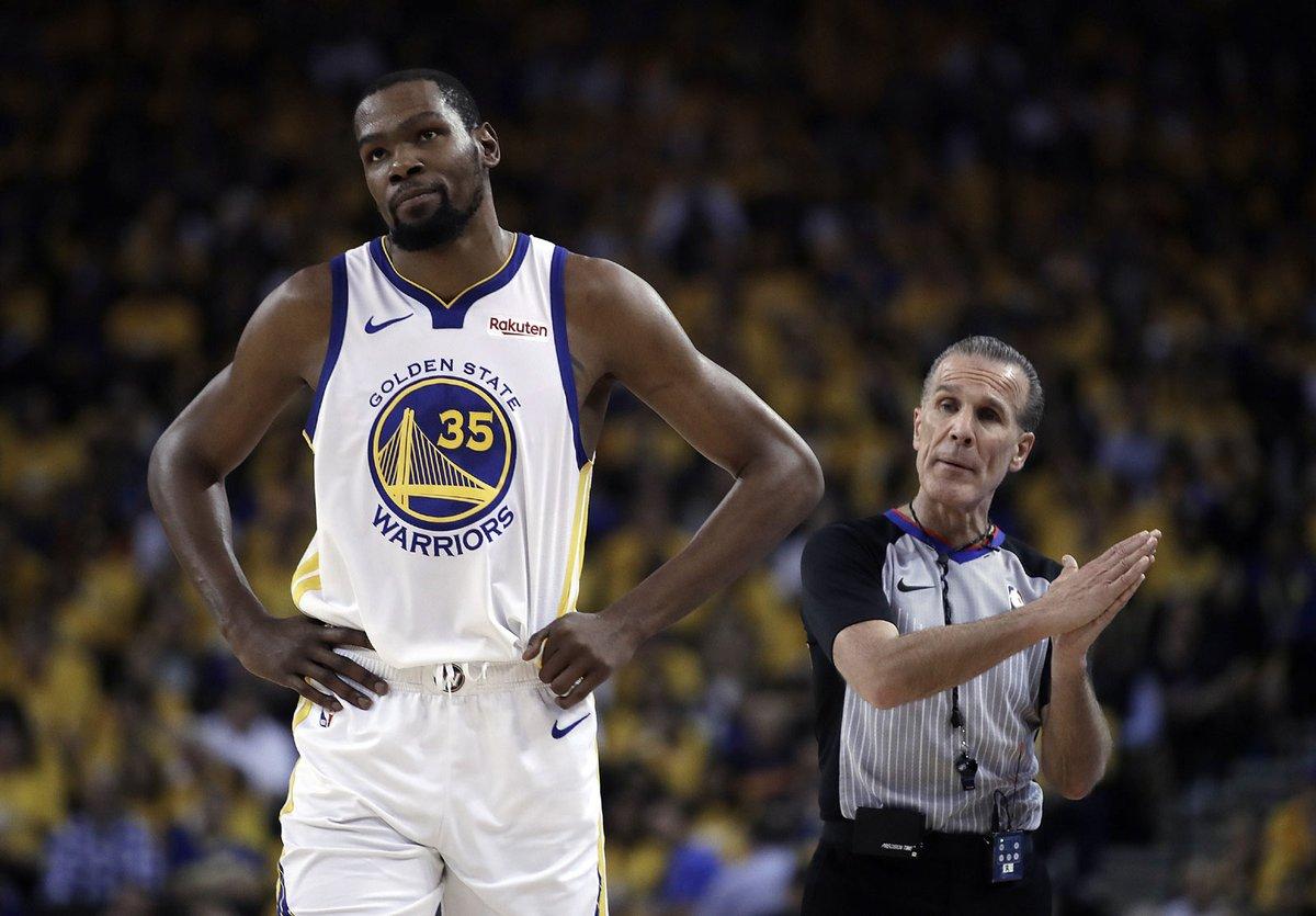 El alero, quien se lesionó en la semifinal ante los Rockets de Houston, no se ha podido recuperar del tirón muscular que sufrió en la pantorrilla derecha