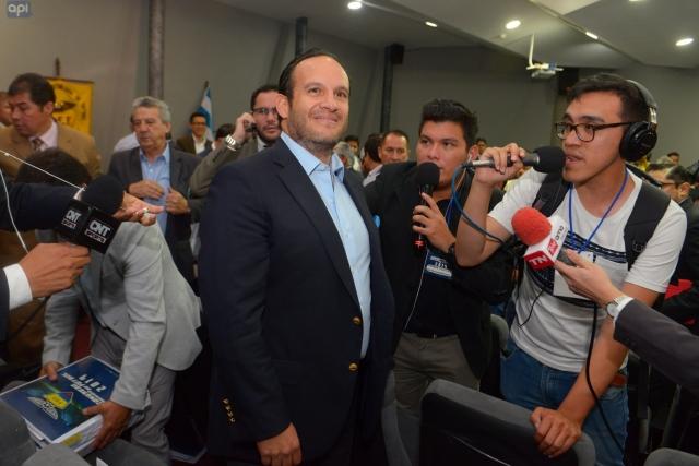 "Jaime Estrada revela que Egas ""no había ido a trabajar como corresponde reglamentariamente"""