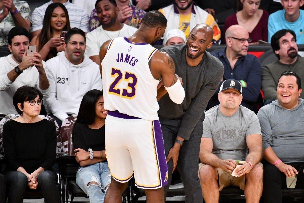 Intensa jornada de la NBA con invitados especailes, lesiones y nuevos registros
