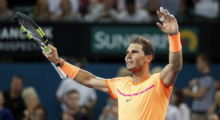 El número uno del mundo detalló su estado físico a tres días de su debut en el torneo