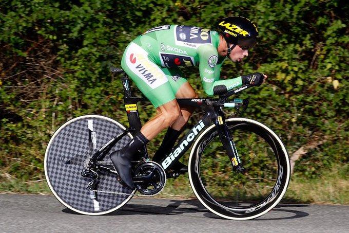 Compartirá equipo con Tom Dumoulin, el ciclista holandés ganador del Giro de Italia 2017 que se perdió el Tour de Francia y la Vuelta esta temporada por una lesión