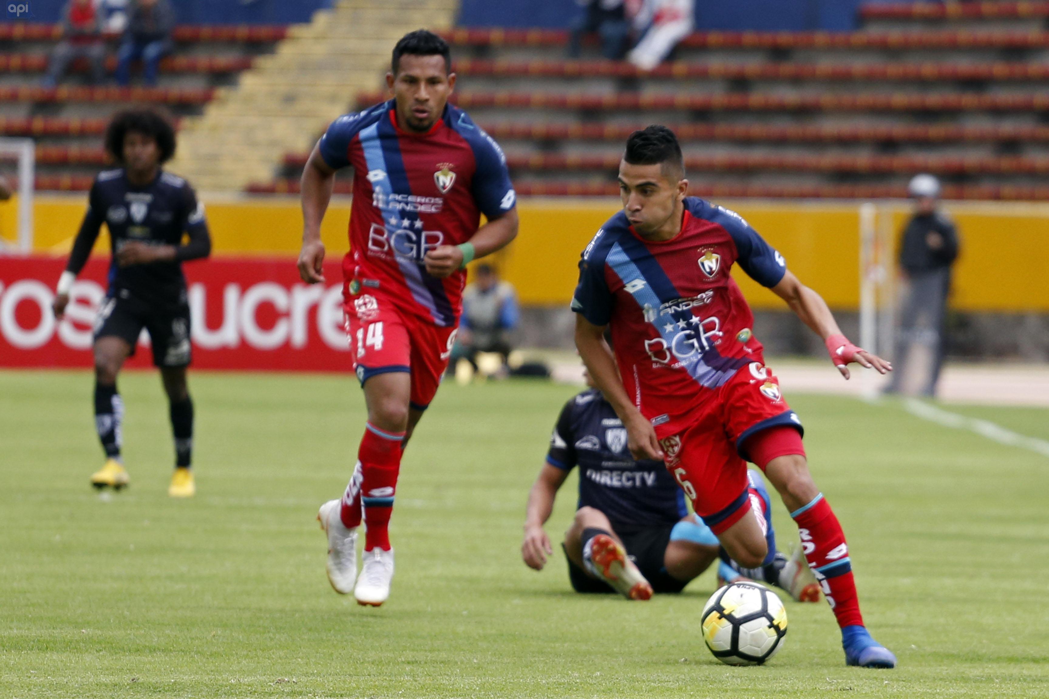 Cazares y Muñoz vestirán la camiseta de Liga en el 2019