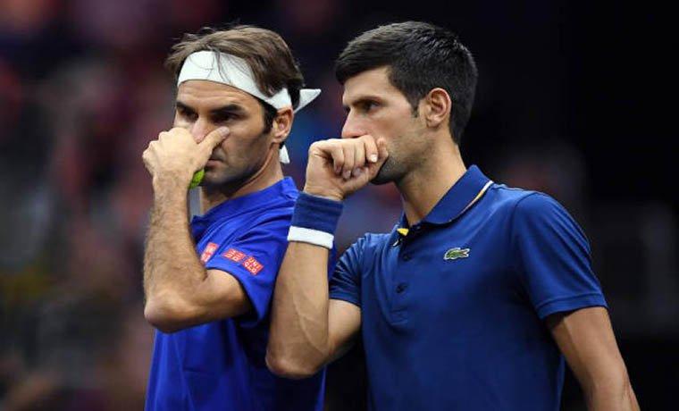 Este domingo arrancan las Finales ATP, donde el serbio intentará igualar los seis títulos del suizo conseguidos en Londres