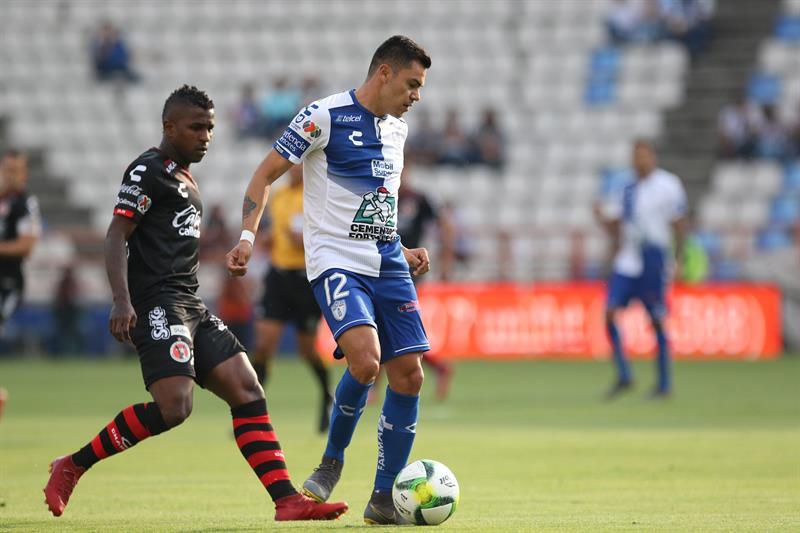 El ecuatoriano actuó los 90 minutos y su compatriota Erick Castillo no fue considerado en la derrota ante Pumas