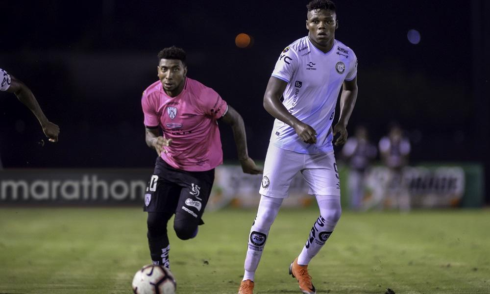 Bryan De Jesús, delantero de Guayaquil City, confía en sus antecedentes en Casa Blanca para complicar a la 'U'