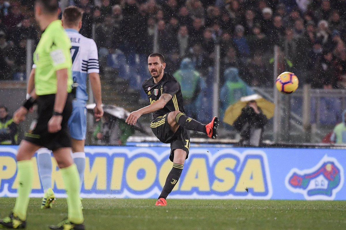 Aún el Juventus Turín no comunicó el periodo de recuperación previsto para Bonucci, aunque todo indica que estará un mes sin poder jugar