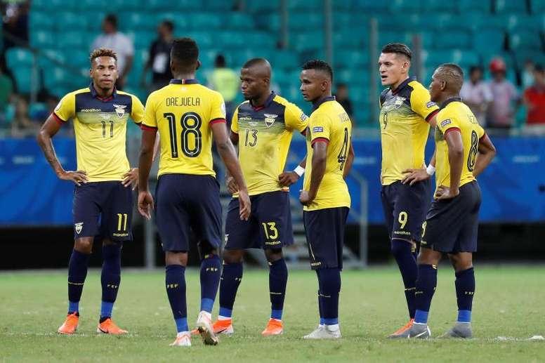 """Según medios peruanos, la cita del combinado ecuatoriano ante la """"Blanquirroja"""" será el mes de septiembre en New Jersey"""