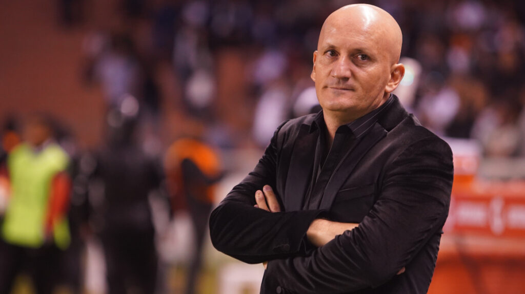 El entrenador, de todas formas, agradeció a la dirigencia y la hinchada por lo vivido