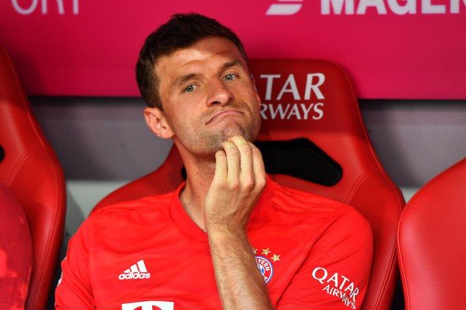 El motivo es su descontento con la situación actual, ya que considera que Kovac no le tiene suficientemente en cuenta