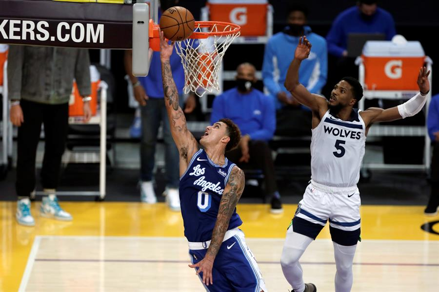 Se disputó una nueva jornada en la temporada regular de la NBA