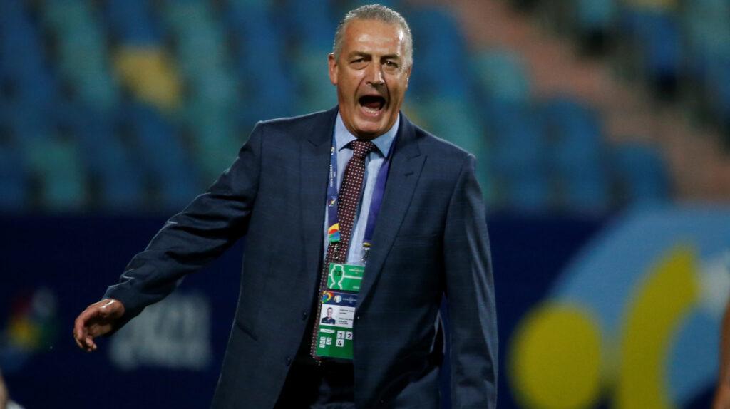 El técnico evaluó el empate ante Perú y fue crítico con el arbitraje