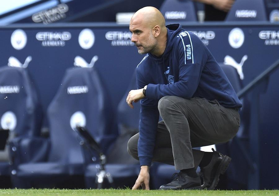 El español no se confía de la ventaja que logró el Manchester City en el Madrid