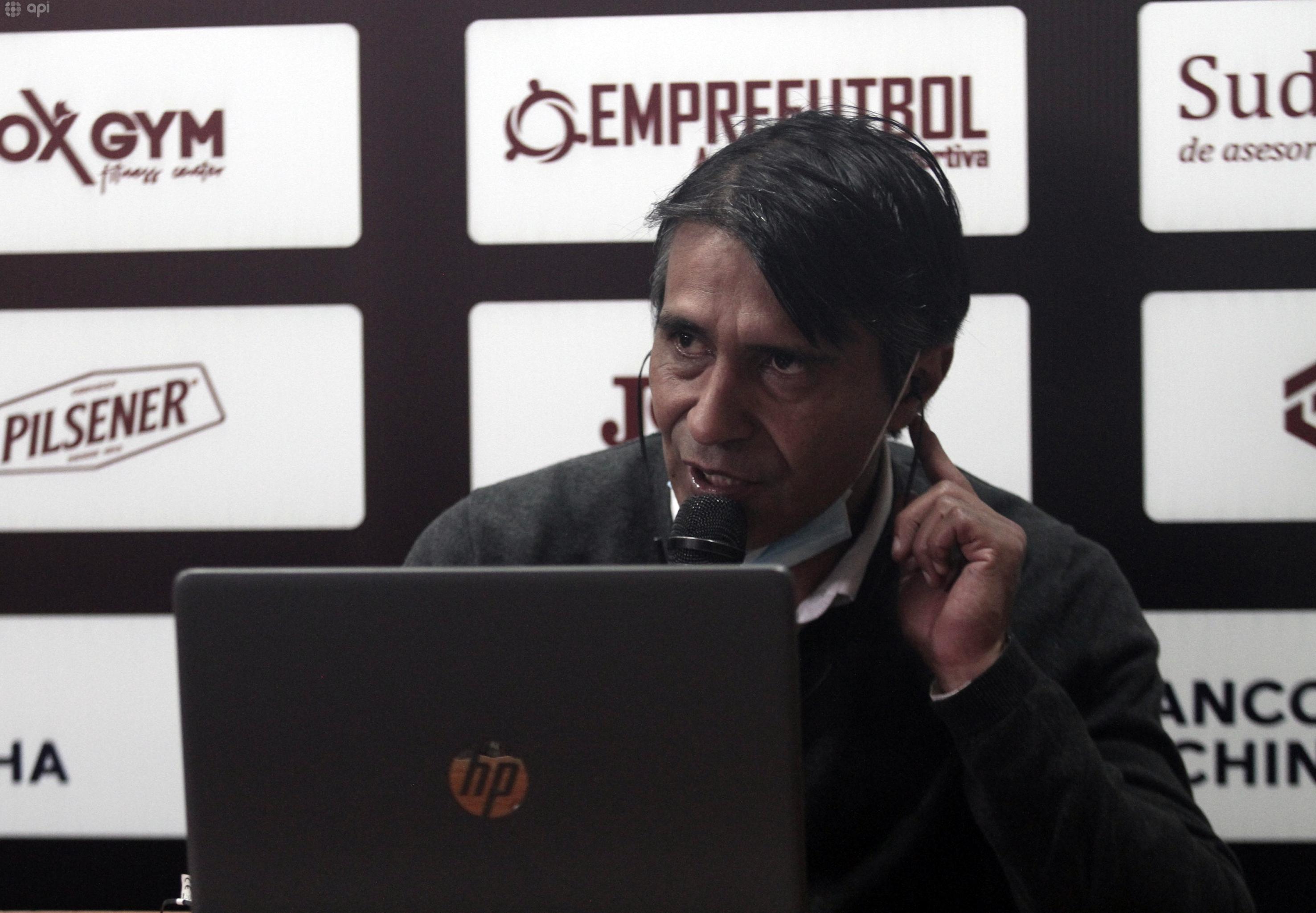 Tabaré Silva mencionó que no se le puede reclamar nada a la plantilla morlaca, debido a los problemas económicos