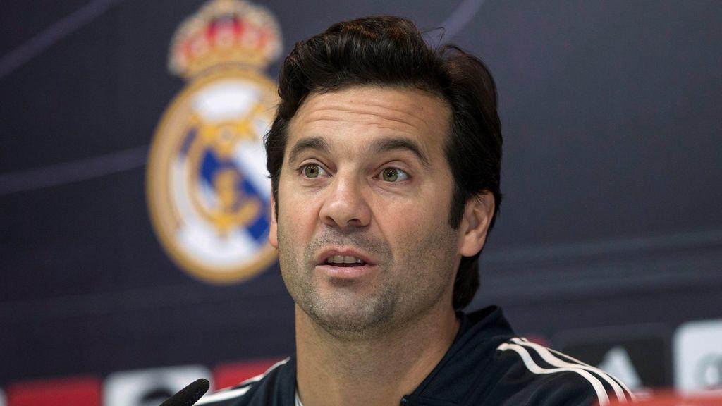 """Para ello, destacó el técnico argentino que es """"importante que todos los jugadores estén metidos, alegres e ilusionados para afrontar a la vez todas las competiciones"""""""