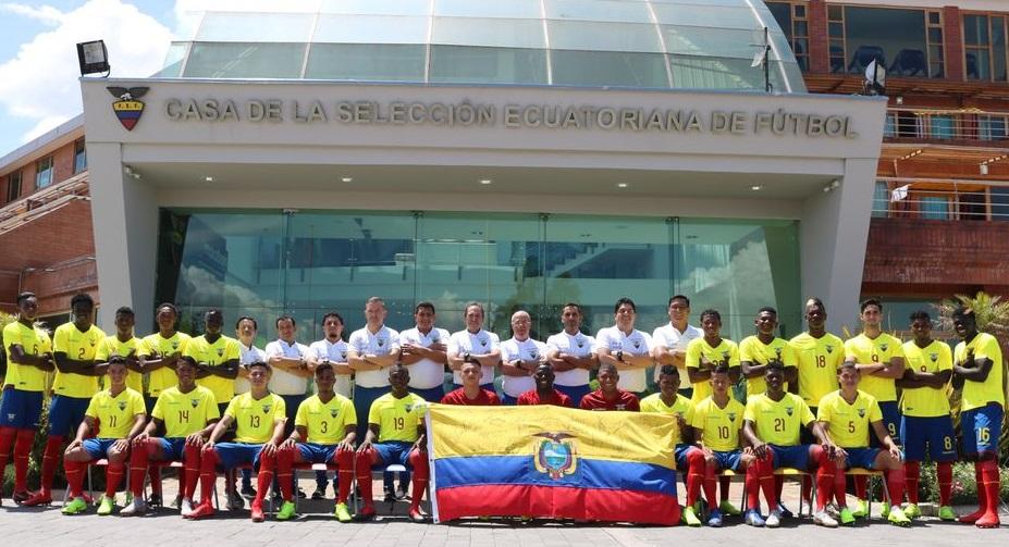 La 'Mini Tri' toma rumbo a Chile este lunes para su participación en el Sudamericano Sub20