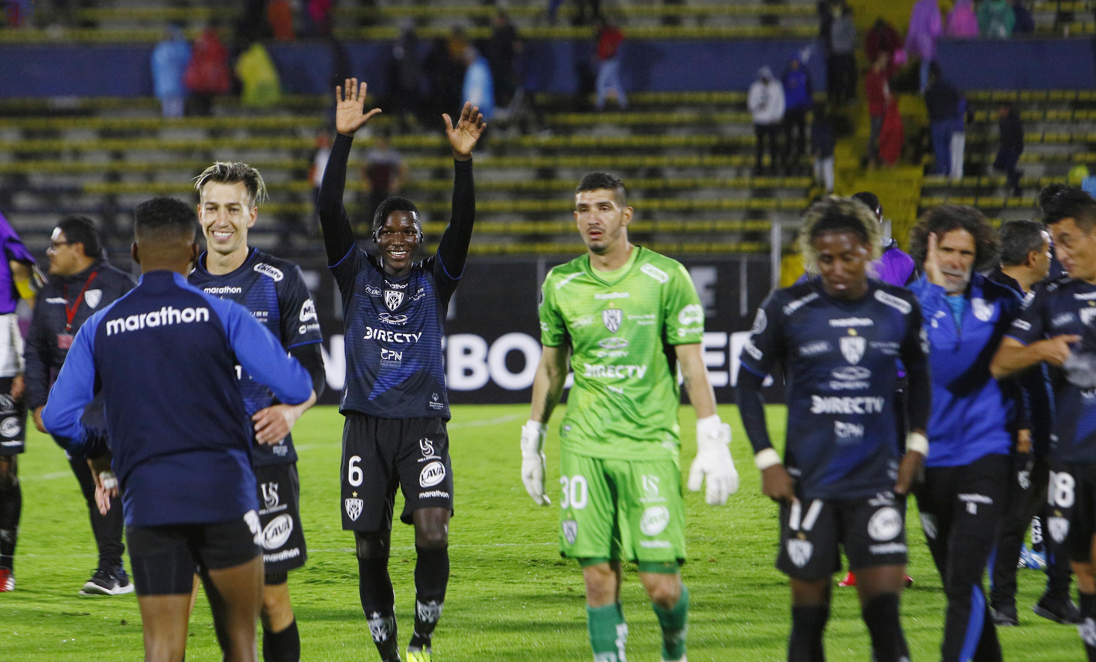Jorge Pinos repasó su camino por Santa Rita y la llegada a Independiente del Valle