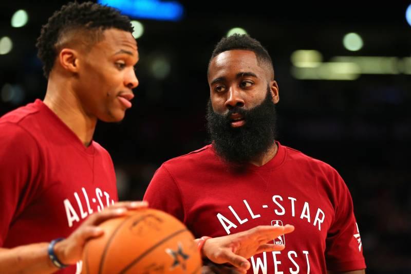 Los Rockets se perfilan como favoritos en el inicio de la NBA